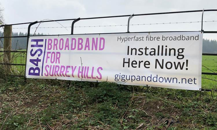 Gig up and down - Fibre broadband in Albury